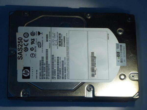 HP-DF0146B8052-454228-001-SAS250-Front