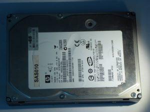 HP-DF0300BAERF-0B23452-SAS10-Front