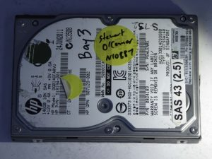 HP-DG0146FARVU-0B24183-SAS43(2.5)-Front