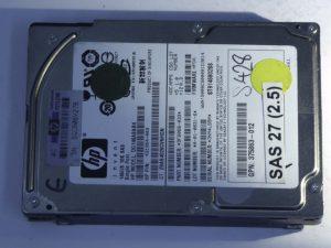HP-DG146ABAB4-9F6066-033-SAS27(2.5)-Front