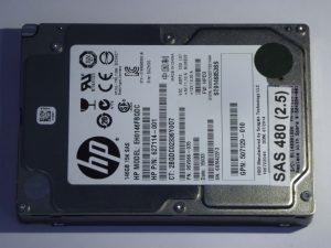 HP-EH0146FBQDC-9SV066-035-SAS480(2.5)-Front