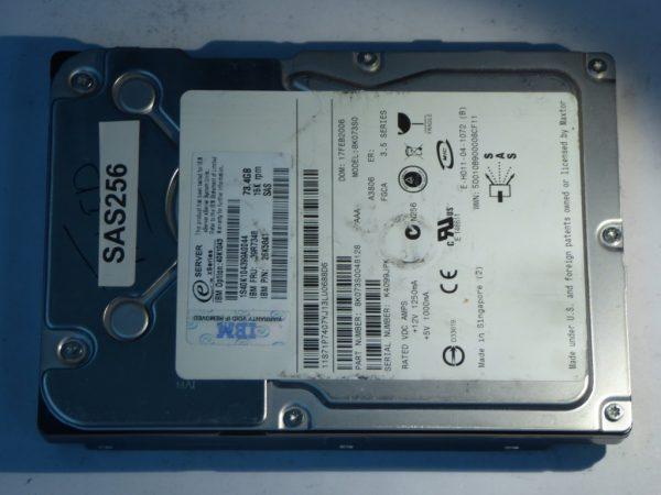 IBM-8K073S0-8K073S0048128-SAS256-Front