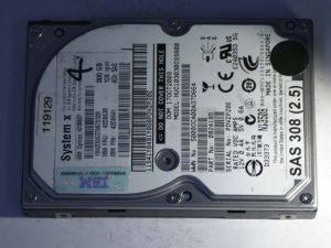 IBM-HUC103014CSS600-0B24185-SAS308(2.5)-Front