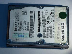 IBM-HUC106030CSS600-0B25645-SAS160(2.5)-Front