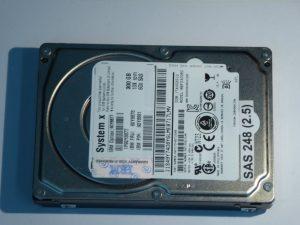 IBM-MBF2300RC-CA07173-B27100BB-SAS248(2.5)-Front