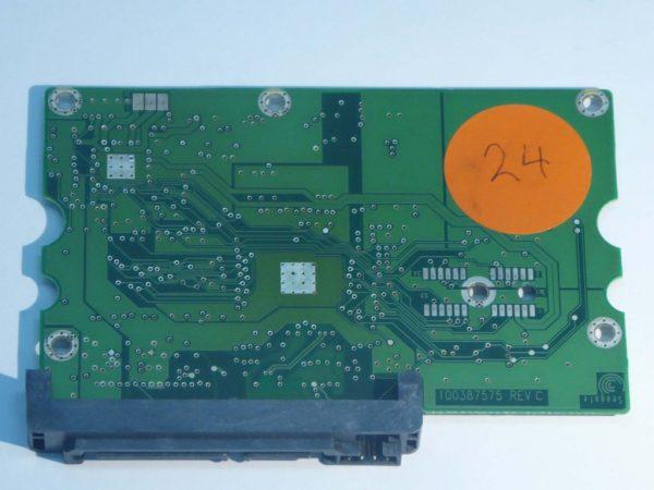 Seagate-ST3200827AS-100387575 REV C-9BD13E-303-ID24-Front