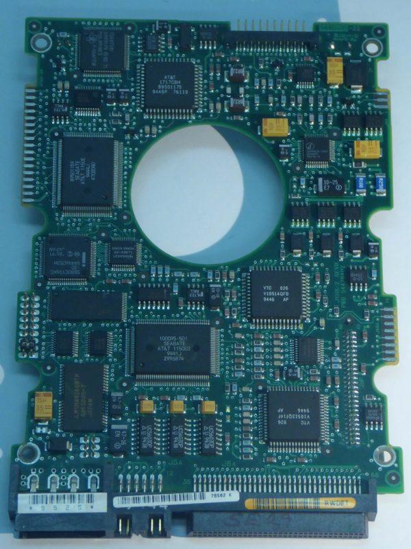 Seagate-ST32550W-JYHX-2 REV B-9B0003-001-ID19-Back