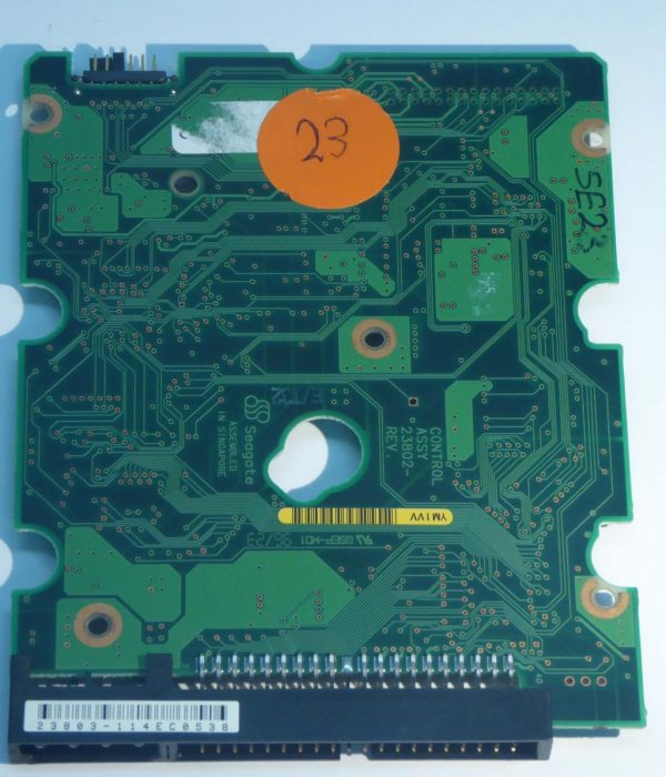 Seagate-ST51270A-FAB 23802-301 REV A-9C2005-302-ID23-Front