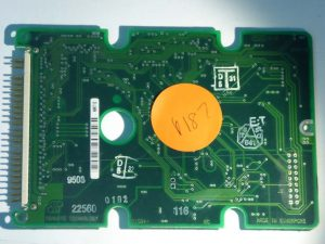 Seagate-ST9385AG-FAB. 21584-301 EC 7036-918011-009-ID1187-Front