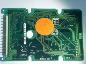 Seagate-ST9385AG-FAB. 21584-301 EC 7036-918011-009-ID1189-Front