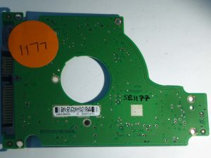 Seagate-ST980813ASG-100430580 REV C-9S5232-031-ID1177-Front