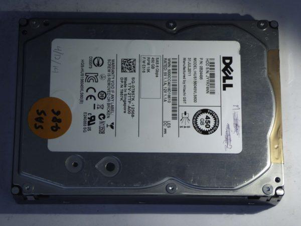 DELL-HUS156045VLS600-0B24495-SAS486-Front