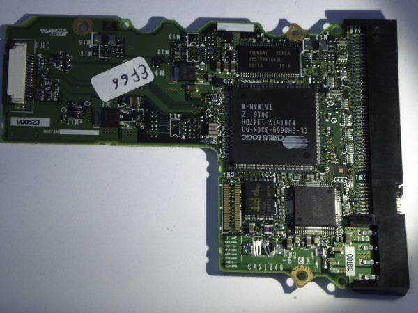 Fujitsu-MPF3102AT -FA-CA26246-B75104BA-CA05423-B82200FA-ID2209-Back