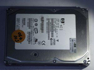 HP-DF146BABUE-0B22208-SAS430-Front