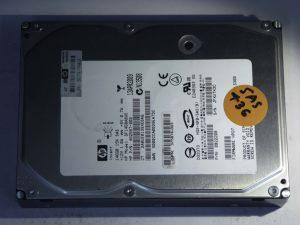 HP-DF146BABUE-0B22208-SAS436-Front