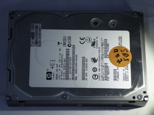 HP-EF0300FATFD-0B24475-SAS447-Front