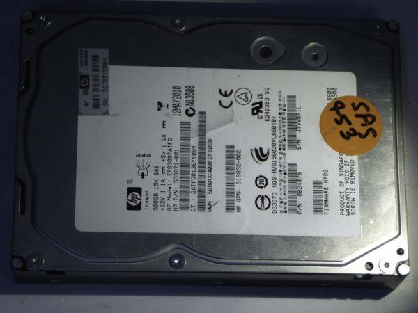 HP-EF0300FATFD-0B24475-SAS453-Front