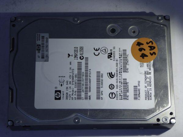 HP-EF0300FATFD-0B24475-SAS464-Front