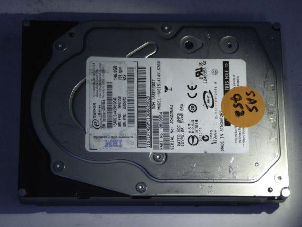 IBM-HUS151414VLS300-0B20994-SAS452-Front
