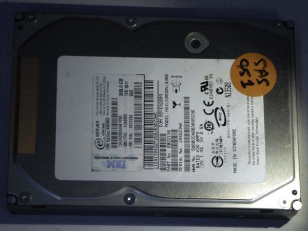 IBM-HUS153030VLS300-0B22156-SAS451-Front