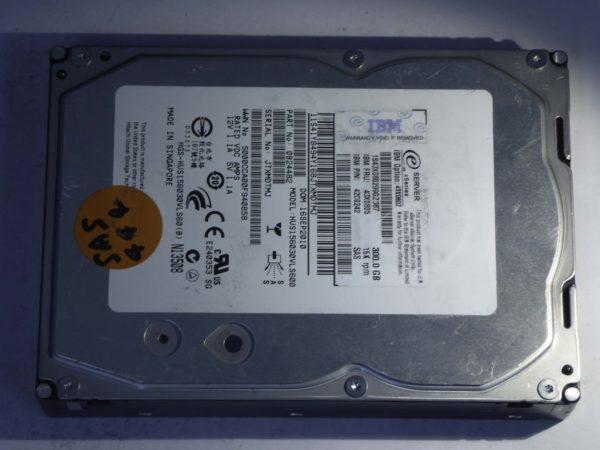 IBM-HUS156030VLS60-0B24482-SAS444-Front