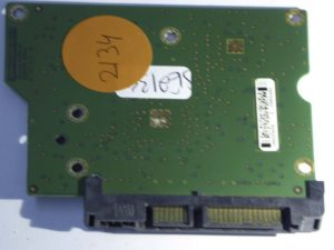 Seagate-ST2000DM001-100442000 REV A-1ER164-501-ID2134-Front