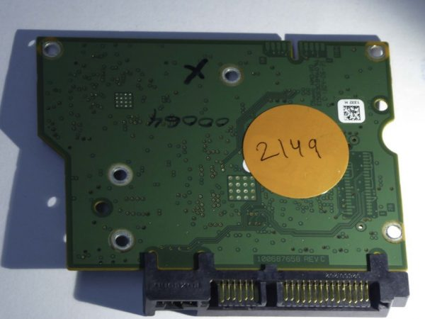 Seagate-ST2000VM003-100687658 REV C-1CT164-500-ID2149-Front