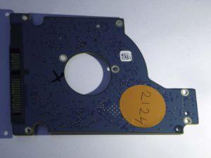 Seagate-ST2000VX000-100731589 REV A-1CU164-500-ID2124-Front