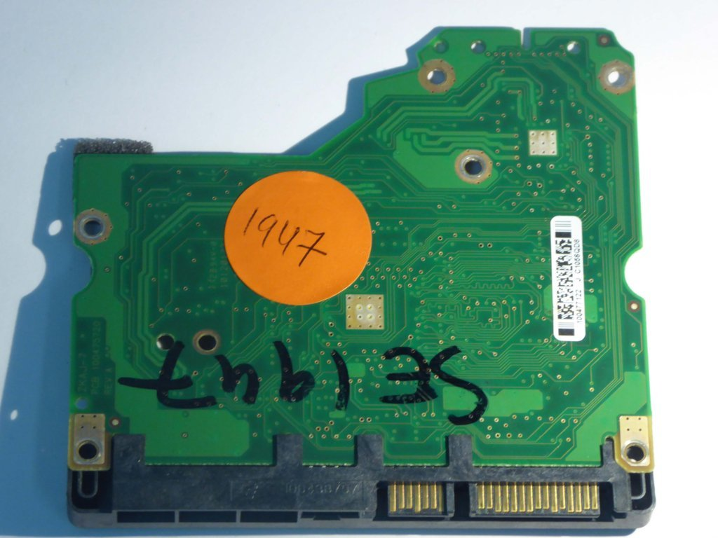 100475720 REV A HDD PCB for Seagate Logic Board//Board Number