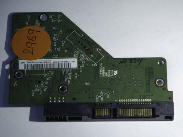 Western Digital-WD10CADS-65P6B0-2060-771640-002 REV P2--ID2989-Front
