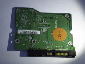 Western Digital-WD10EACS-00ZJB0-2060-701474-002 REV A--ID2200-Front