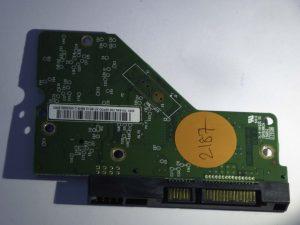 Western Digital-WD10EADS-00P8B0-2060-701640-001 REV A--ID2187-Front