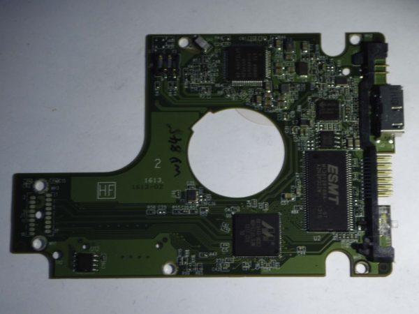Western Digital-WD10JMVW-11AJGS0-2060-771961-000 REV P1--ID3000-Back
