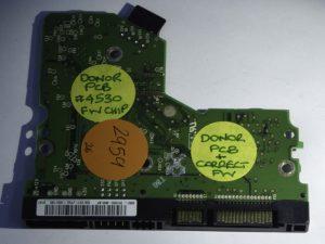 Western Digital-WD2000JS-98MHB0-2060-701335-005 REV A--ID2959-Front