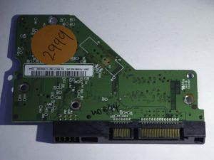 Western Digital-WD2500AAJS-08L7A0-2060-701590-001 REV A--ID2999-Front