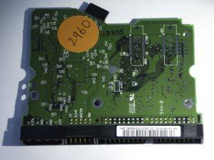 Western Digital-WD2500JB-00GVA0-2060-001265-001 REV A--ID2960-Front