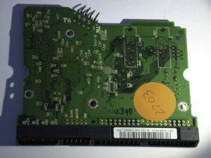Western Digital-WD2500JB-00GVC0-2060-701265-001 REV A--ID2203-Front
