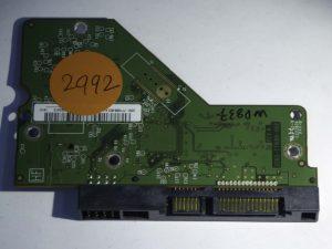 Western Digital-WD30EZRX-00MMMB0-2060-771698-002 REV A--ID2992-Front