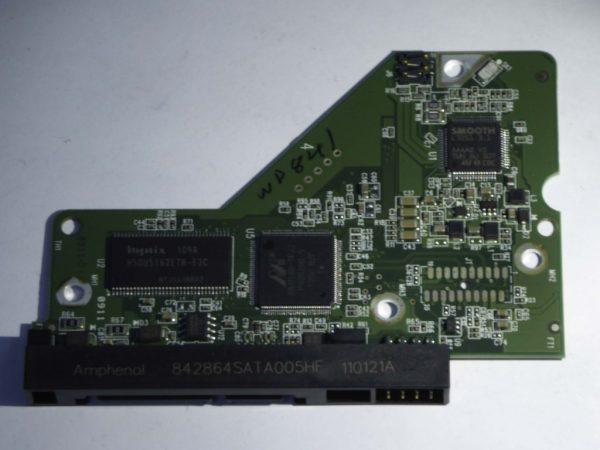 Western Digital-WD30EZRX-00MMMB0-2060-771698-002 REV A--ID2996-Back