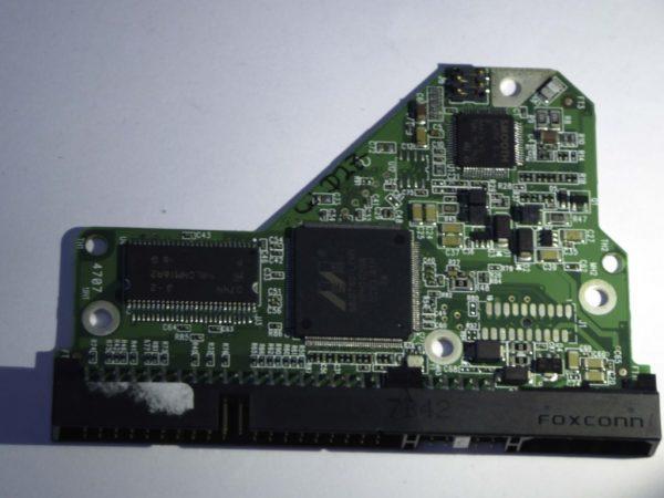 Western Digital-WD3200AAJB-00WGA0-2060-701494-001 Rev A--ID2182-Back