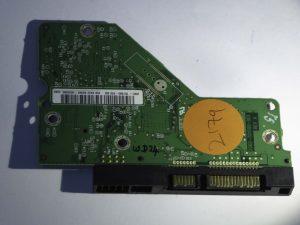 Western Digital-WD3200AAKS-75L9A0-2060-701590-001 REV A--ID2179-Front
