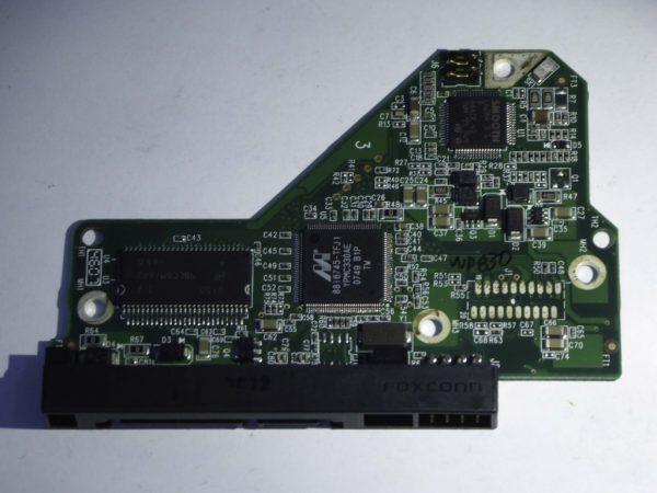 Western Digital-WD5000AAKS-65YGA0-2060-701444-044 REV A--ID2985-Back