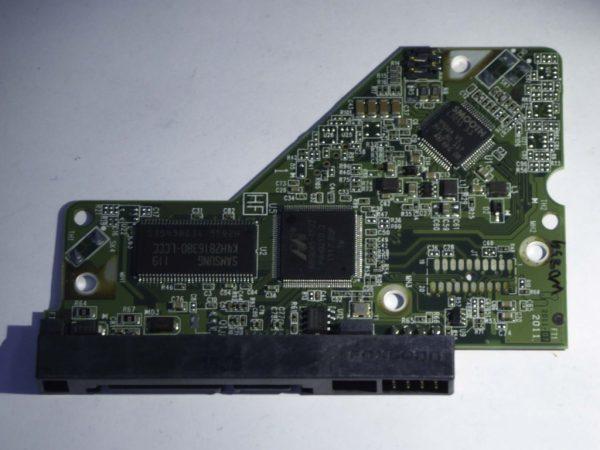 Western Digital-WD5000AAKX-603CA0-2060-771640-003 REV A--ID2994-Back