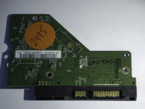 Western Digital-WD5000AAKX-603CA0-2060-771640-003 REV A--ID2995-Front