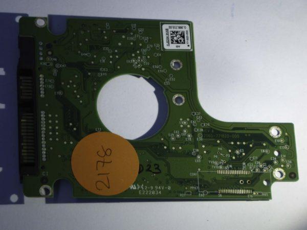 Western Digital-WD7500BPVT-24HXZT3-2060-771820-000 REV A--ID2178-Front