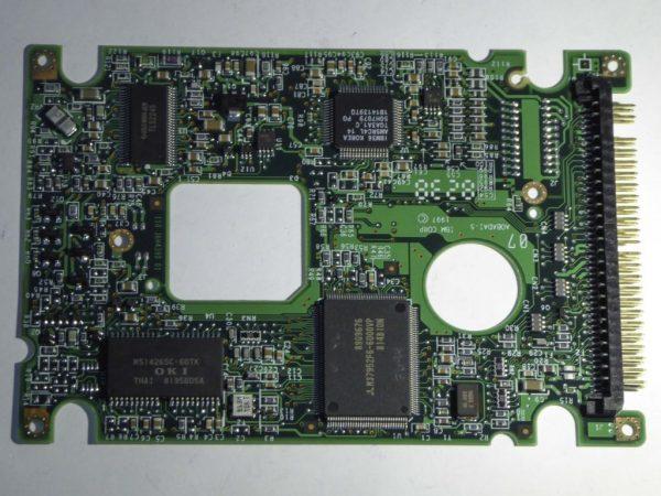 IBM-DADA-26480-320 36H4390 01-03L5640-ID4163-Back