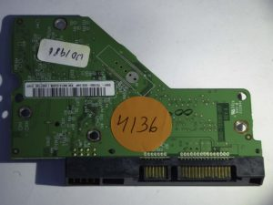 Western Digital-WD1600AAJS-00L7A0-2060-701590-001 REV A--ID4136-Front