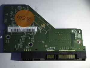 Western Digital-WD1600AAJS-75M0A0-2060-771590-001 REV A--ID4128-Front
