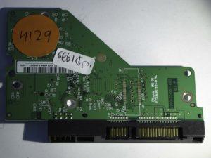 Western Digital-WD1600AAJS00B4A0-2060-701537-003 REV A--ID4129-Front