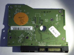 Western Digital-WD20EADS-32S2BO-2060-771642-001 REV P1--ID4119-Front